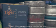 Tiger Beer: The Global Tiger Air-Ink™ Project