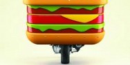 McDonald's: Every order gets its own trip - Burgers