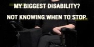 The Chaeli Campaign: Biggest Disability
