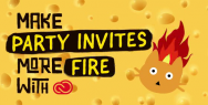 Adobe Students: Make Party Invites More Fire with Spark