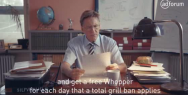 Burger King: Grillsurance