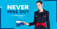 Air France: Never Miss Out