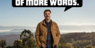 MOVEMBER Foundation: Be a Man of More Words, 2