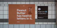 RXBAR: Peanut Butter Has Twelve Letters in it