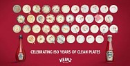 Heinz: Celebrating 150 Years of Clean Plates