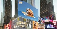 McDonald's: Times Square Billboard