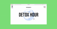 WWF Russia: Detox Hour (Earth Hour)