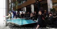 Japan Para Table Tennis Association: Para Ping Pong Table