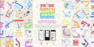 Globe Telecom + Team Magazine + Love Is All We Need Coalition: Pride March Everywhere