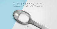 Thai Health Promotion Foundation: LESSSALT : the spoon is designed for people to recognize the right amount of salt for cooking per meal.