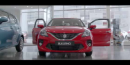 Suzuki: Baleno Talkomobile Dealer Demo