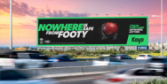 Kayo Sports: Nowhere is safe from footy -  AFL