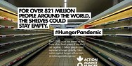 Action against Hunger: Hunger Pandemic, 1