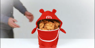 KFC: The Bucket Snuggy
