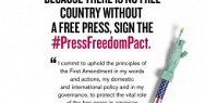 RSF: #PressFreedomPact, 1